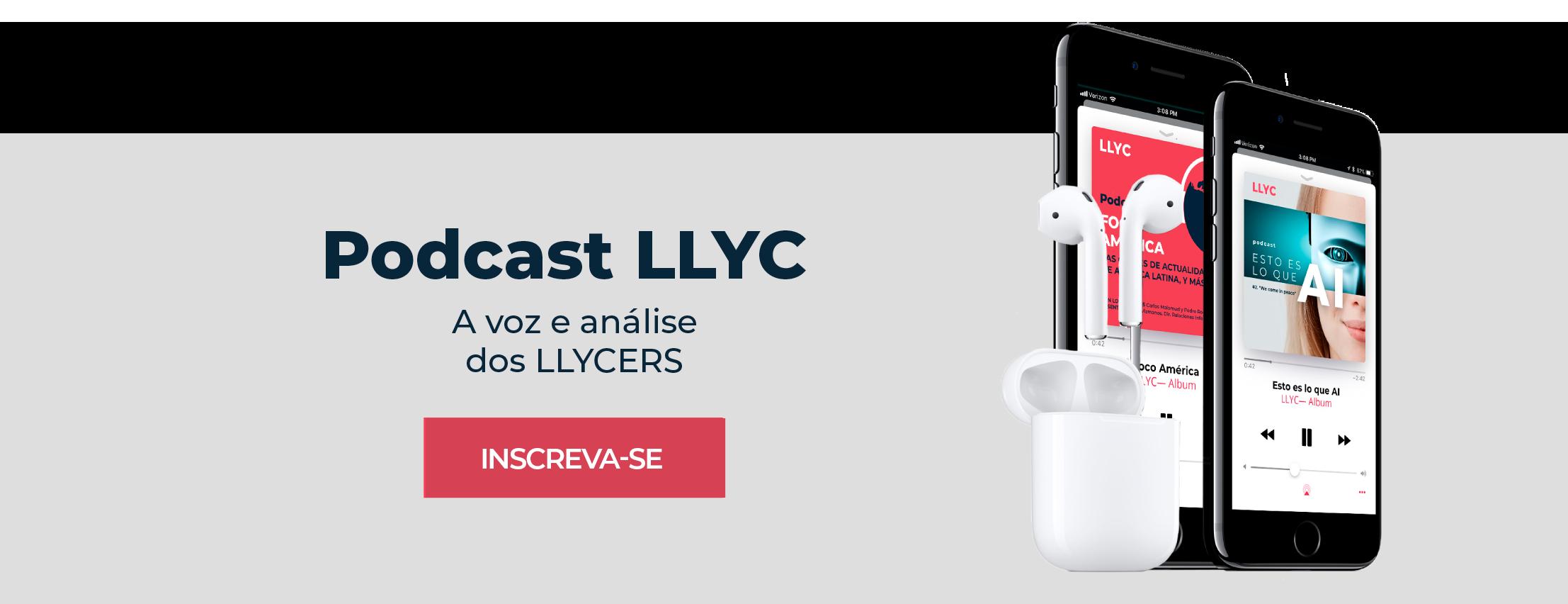 Podcast LLYC