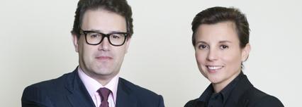 Olga Cuenca y José Antonio Llorente, socios fundadores de LLORENTE & CUENCA