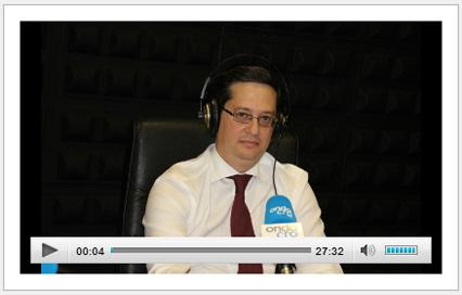 Juan Cardona en Onda CRO