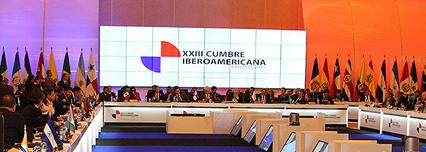 XXIII Cumbre Iberoamericana