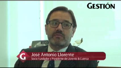 Entrevista José Antonio en Gestión